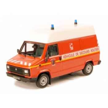 Peugeot j5 vsr pompiers 1985 Norev 471952