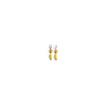 Joyaux de la couronne-Boucle d'oreille twist fresques-botwifre