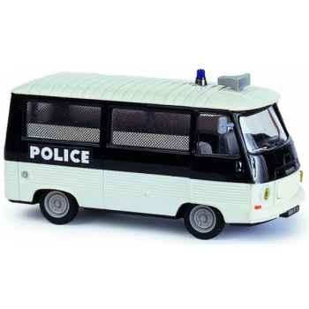 Peugeot j7 police panier à salade Norev 472012