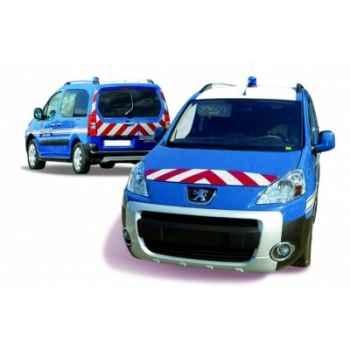 Peugeot partner 2008 gendarmerie  Norev 479828