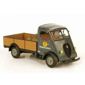 Peugeot q3a commercial charbonnier Norev 479880