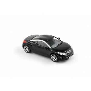Peugeot rcz 2010 nera black Norev 473864