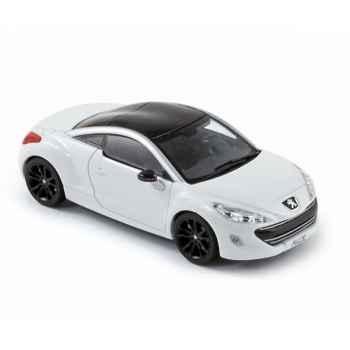 Peugeot rcz 2010 special edition white  Norev 473860
