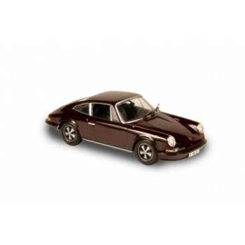 Porsche 911 2.4s aubergine 1973 Norev 790053