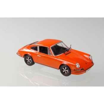 Porsche 911 2.4s orange 1973 Norev 790052