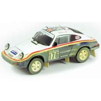 Porsche 911 paris-dakar Norev 750051