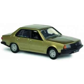 R18 berline beige Norev 511803