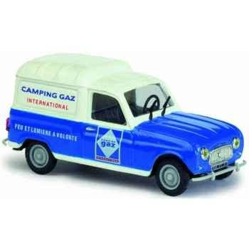 R4 fourgonnette camping gaz Norev 511008