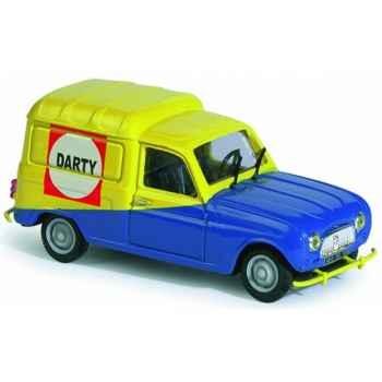 R4 fourgonnette darty Norev 511005