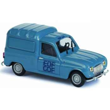 R4 fourgonnette edf Norev 511013