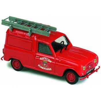 R4 fourgonnette pompier Norev 511006