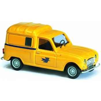 R4 fourgonnette poste Norev 511002