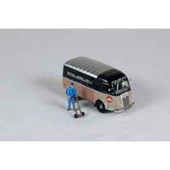 Renault 1000 kgs bhv avec figurine livreur Norev 518556