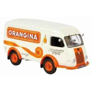 Renault 1000kgs fourgon orangina Norev 518551