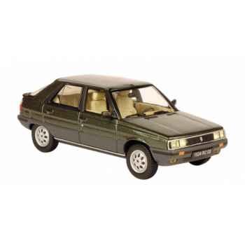 Renault 11 txe 1983 vert métallisé Norev 512903