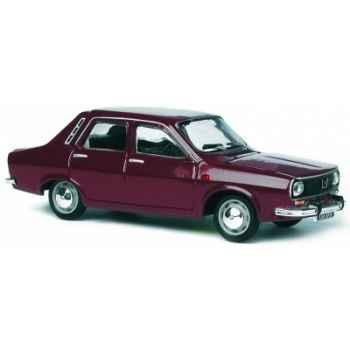 Renault 12 rouge717 1969 Norev 511208