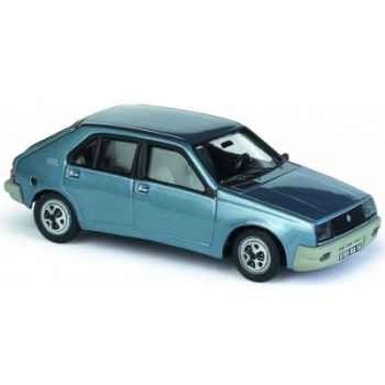 Renault 14 bleu métal Norev 511403