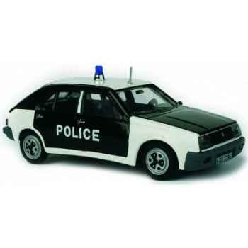 Renault 14 police pie Norev 511406