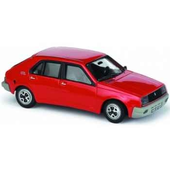 Renault 14 rouge Norev 511402