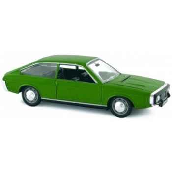 Renault 15 tl vert Norev 511500