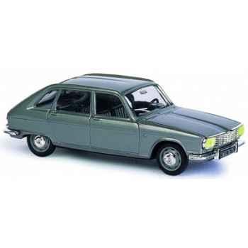 Renault 16 gris Norev 511602