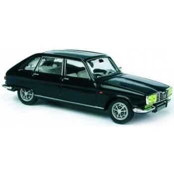 Renault 16 tx bleu460 1974 Norev 511612