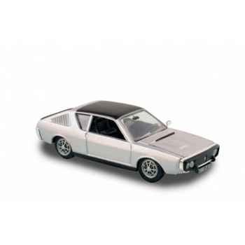 Renault 17 gris métallisé 1974 Norev 511710