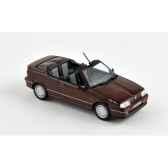 renault 19 cabriolet phase 1 prune 1990 norev 511910