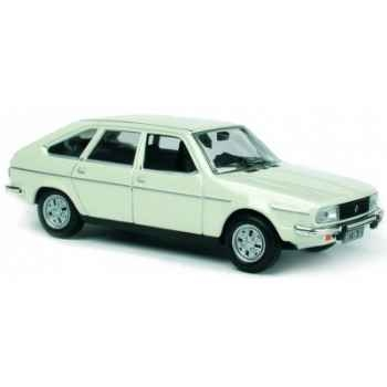 Renault 20 blanc Norev 512003
