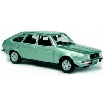 Renault 20 gris et vert Norev 512001