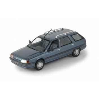 Renault 21 nevada bleu métallisé Norev 512104