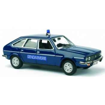 Renault 30 gendarmerie Norev 513007