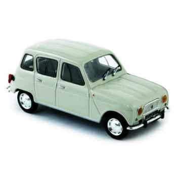 Renault 4l beige tourterelle 1962  Norev 510055