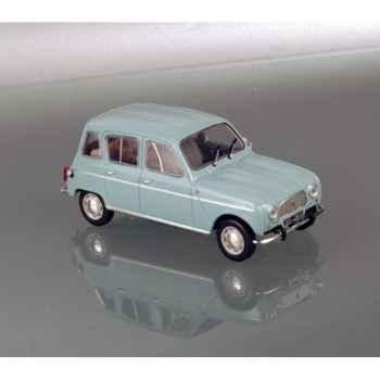 Renault 4l bleu ile de france 1962 Norev 510040