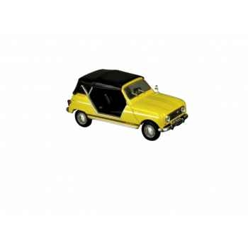 Renault 4l plein air cabriolet jaune Norev 510045