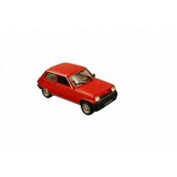 Renault 5 alpine Norev 510507