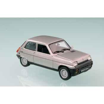 Renault 5 alpine turbo argent 1982 Norev 510511