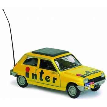 Renault 5 france inter Norev 510500