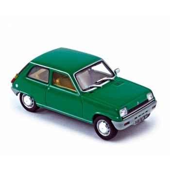 Renault 5 tl vert citron 1972 Norev 510515