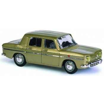 Renault 8 automatique bronze Norev 512710