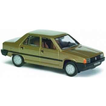 Renault 9 gts beige métal Norev 510900