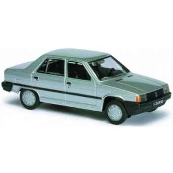 Renault 9 gts gris métal Norev 510901