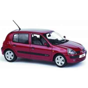 Renault clio 2 rouge cerise Norev 517503