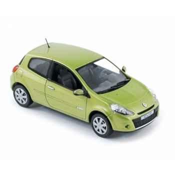 Renault clio 2009 appel green  Norev 517591