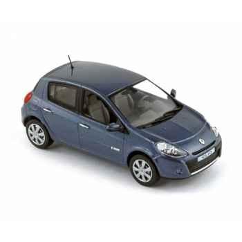 Renault clio 2009 grey blue  Norev 517590
