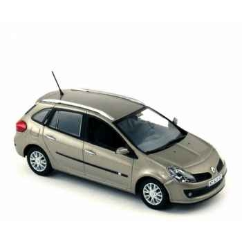 Renault clio estate beige cendre  Norev 7711425964