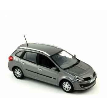 Renault clio estate gris cassiopée  Norev 7711425965