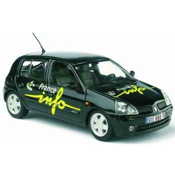 Renault clio france info Norev 517509