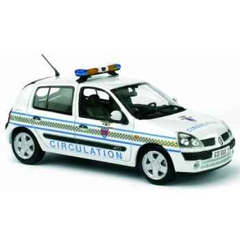 Renault clio police de paris Norev 517512