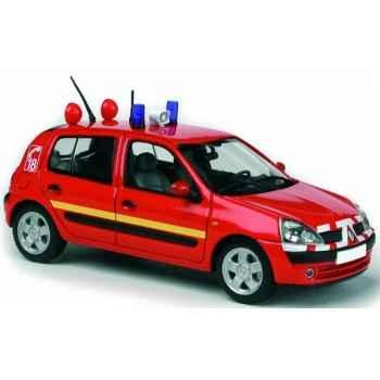 Renault clio pompier vl Norev 517505